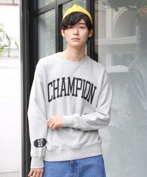【別注】Champion(チャンピオン) × coen(コーエン)オリジナルロゴスウェット(MENS)