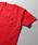 HANES(ヘインズ)の「【HANES】ヘインズ BEEFY ビーフィー ポケットTシャツ(Tシャツ/カットソー)」|レッド