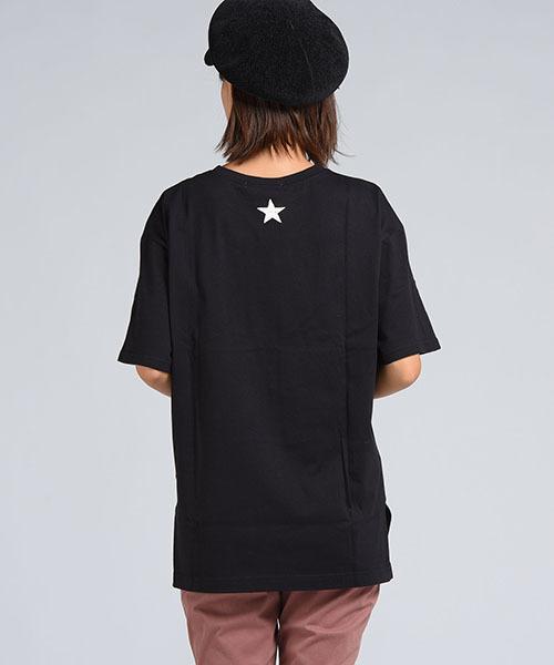 BIGレイヤリングTシャツ