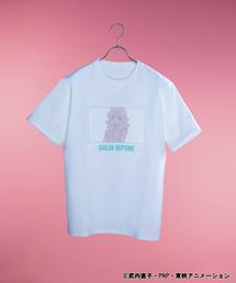 ∴WEGO/【美少女戦士セーラームーンコラボ】セーラー戦士BOXプリントTシャツ(Tシャツ/カットソー)