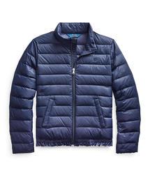 Polo Ralph Lauren Childrenswear(ポロラルフローレンチャイルドウェア)のキルテッド ダウン ジャケット(ダウンジャケット/コート)