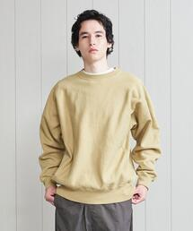 <H>HEAVY SWEAT CREW NECK/スウェット