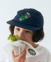 MOS BURGER ×green label relaxing kids コラボキャップ B / 帽子