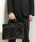 DECADE(ディケイド)の「アンティックホースレザー・ミニブリーフバッグ(No-01013) Antique Horse Leather Mini Business Bag ビジネス(ビジネスバッグ)」|詳細画像