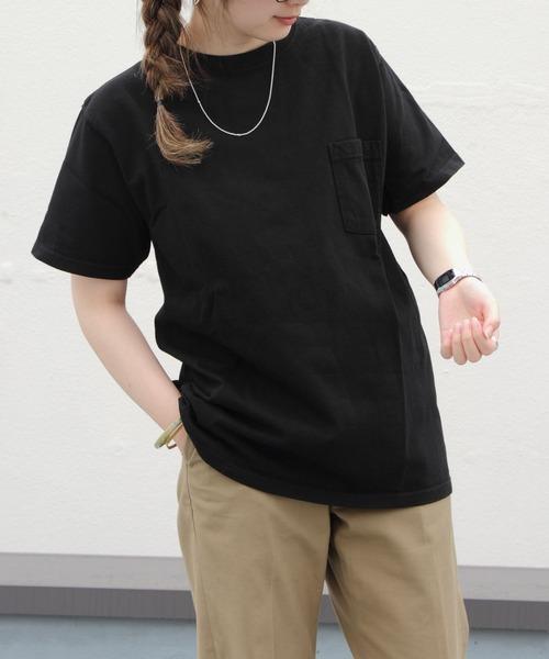 GOODWEAR / グッドウェア ポケットTEE  POCKET TEE