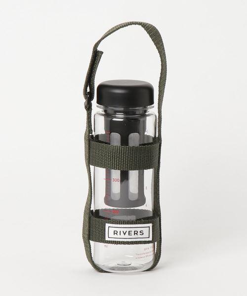 RIVERS(リバーズ)の「RIVERS リバーズ キャンパーパック(グラス/マグカップ/タンブラー)」|オリーブ