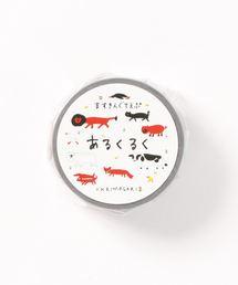 studio CLIP 生活雑貨(スタディオクリップ セイカツザッカ)の「手紙舎 マスキングテープ(ステッカー/テープ)」