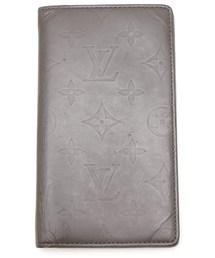 d5dad00bc4fe LOUIS VUITTON(ルイヴィトン)の古着「モノグラムグラセ アジェンダポッシュ 手帳カバー(
