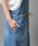 Munich(ミューニック)の「8ozデニムジャンパースカート(ジャンパースカート)」 詳細画像