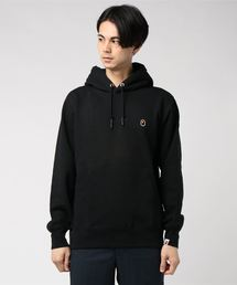 ONE POINT PULLOVER HOODIE M(パーカー)