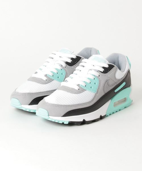 air max 90 white and grey