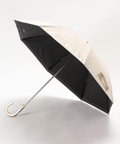 晴雨兼用折りたたみ日傘 グログラン