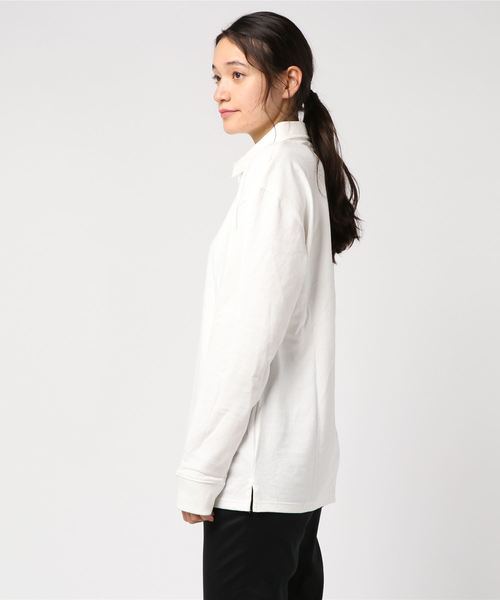 【b】【WEB店限定】【セレクト】ラガーシャツ