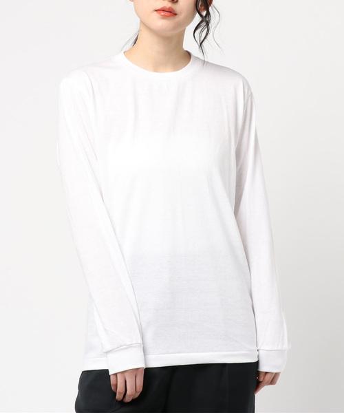【Hanes】クルーネックTシャツ