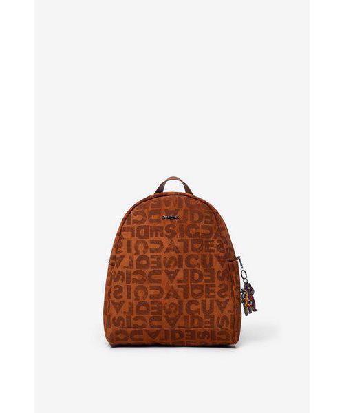 【正規販売店】 バックパックL BRAND BRAND VENICE(バックパック/リュック)|Desigual(デシグアル)のファッション通販, シベチャチョウ:de102410 --- pyme.pe