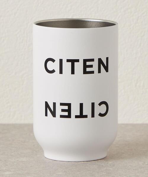 【別注】<thermo mug×CITEN>TEA TUMNLER タンブラー