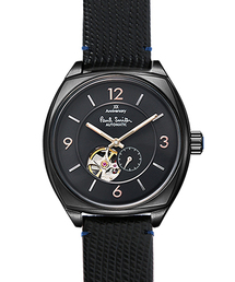 8709b2ff00 Paul Smith(ポールスミス)の「MASTERPIECE AUTOMATIC LIMITED EDITION / 863301 BLACK(