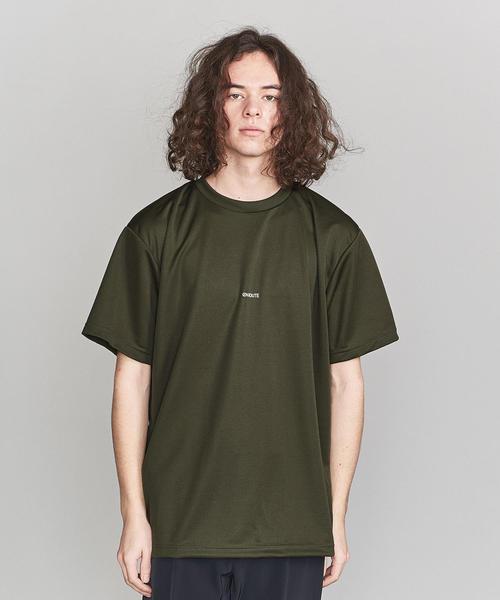 <EN ROUTE>ランニングTシャツ スモールロゴ ◆