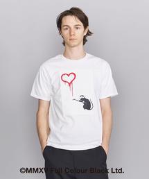 【別注】 <BRANDALISED> LOVE RAT TEE/Tシャツ