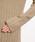 ROPE' mademoiselle(ロペマドモアゼル)の「【新色追加】サイドジップラクーン混ワンピース(ワンピース)」|詳細画像