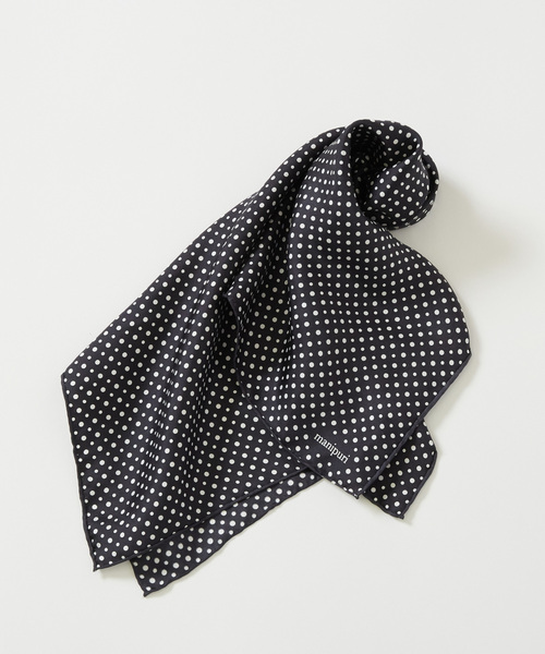 manipuri/シルクスカーフ