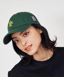 BTTF刺繍アイコンロゴキャップグリーン