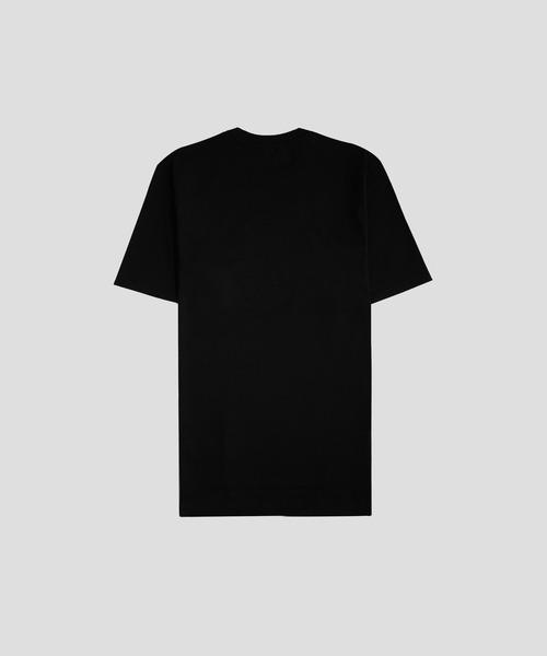 MSGM(エムエスジーエム)の「【NEW】MSGM BOXロゴ Tシャツ(Tシャツ/カットソー)」|詳細画像