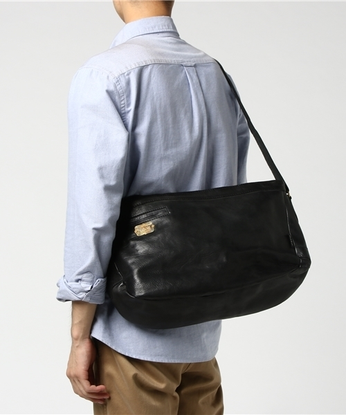 Rancher Luggage by Schott RANCHER MAILMAN SHOULDER BAG