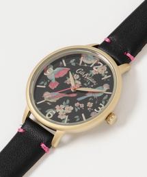 Cath Kidston(キャスキッドソン)の<Cath Kidston/キャスキッドソン>花柄モチーフ 腕時計(腕時計)