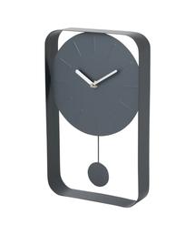 Francfranc(フランフラン)のフィーノ ペンデュラムクロック グレー(掛け時計)