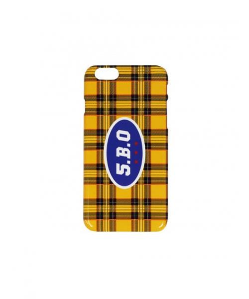 4b11ad79a4 【セール】【5252】5.B.Oチェックアイフォンケース(モバイルケース/カバー) 5252 by  OiOi(ゴーニーゴーニーバイオアイオアイ)のファッション通販 - ZOZOTOWN