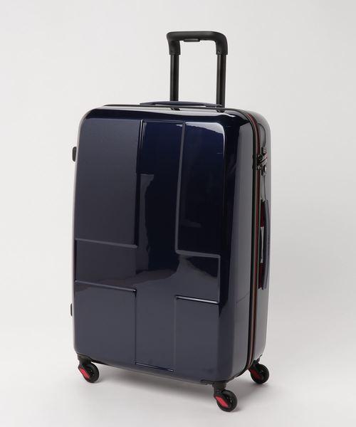 新発売の 【innovator/イノベーター】Zipper typeスーツケース70L, ステンレスアートG-1 d6d17247