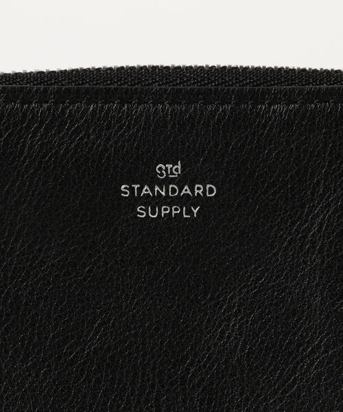 B:MING by BEAMS(ビーミングバイビームス)の「STANDARD SUPPLY / L型ジップ ウォレット(財布)」 詳細画像