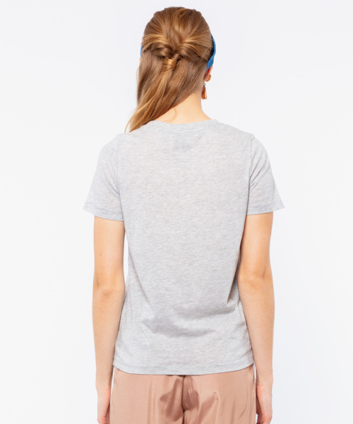 【CKS】フロッキーロゴTシャツ(BAR IMPALA)