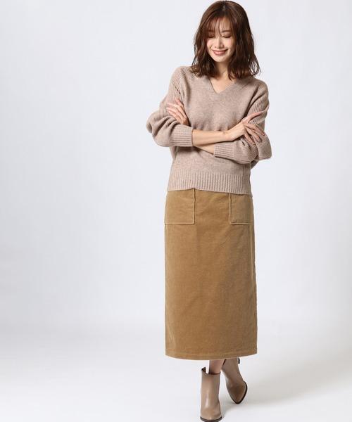【5%OFF】 8Wコーデュロイタイトスカート(スカート)|BABYLONE(バビロン)のファッション通販, 結婚アイテム ルブラン:e066a47f --- 5613dcaibao.eu.org