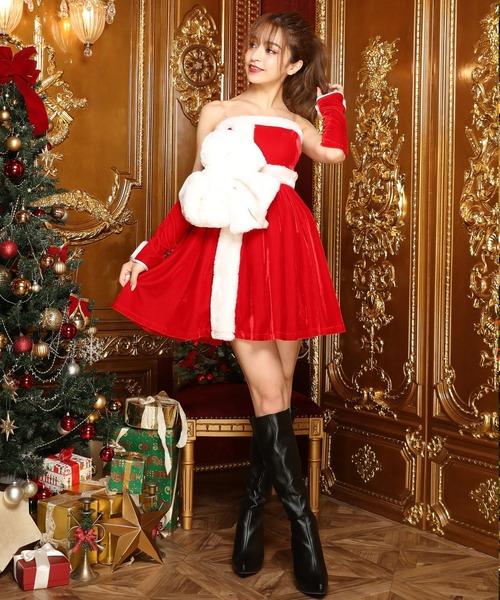 【選べるサンタコスプレ】BESTHIT 17型 クリスマスコスチューム