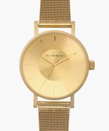 KLASSE14(クラスフォーティーン)の〈KLASSE14/クラス14〉VOLARE mesh ブレスレット付き(腕時計)