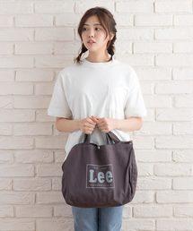 Lee(リー)の【LEE】ショルダートートバッグB/リー/ロゴプリント(トートバッグ)