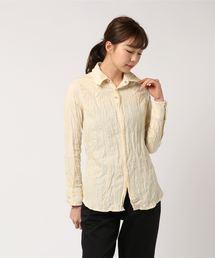 FranCisT_MOR.K.S.(フランシストモークス)のFranCisT_MOR.K.S./フランシスト モークス/Stripe Shirts☆(シャツ/ブラウス)