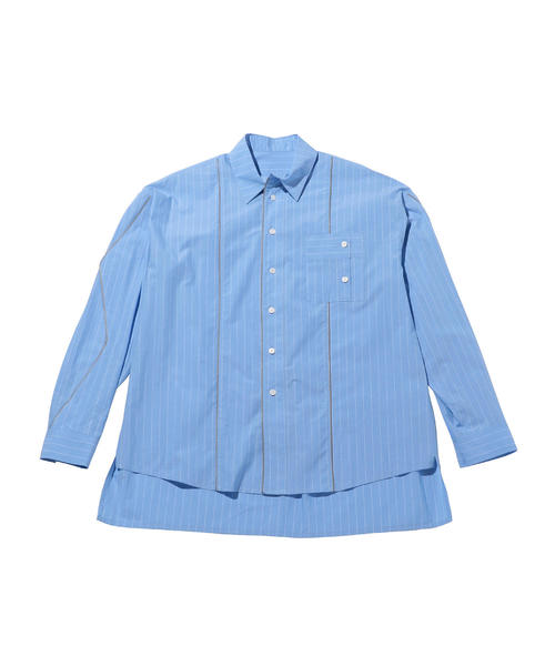 <ADER error> BLUE ST SHT/シャツ