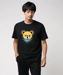 HYS DEAD BEAR Tシャツブラック