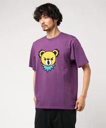 HYS DEAD BEAR Tシャツパープル
