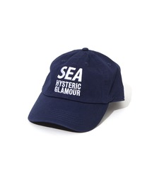 HYSTERIC GLAMOUR(ヒステリックグラマー)のWIND AND SEA/CAP(キャップ)