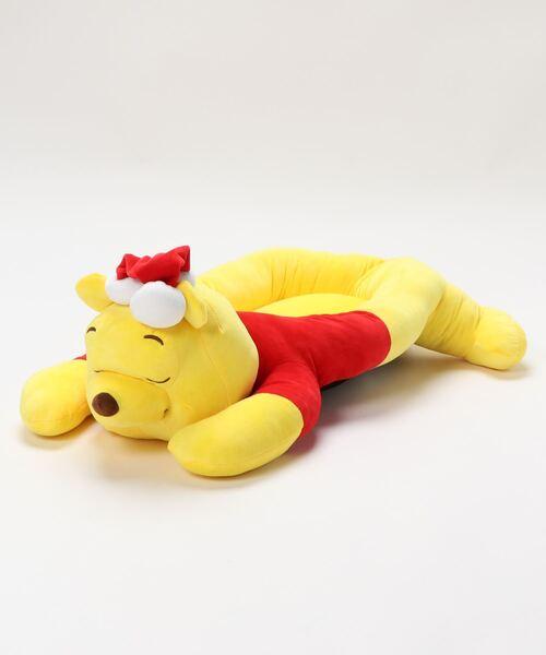 【Disney ディズニー】Disney ディズニー プーさんお休みマット  ペット用品