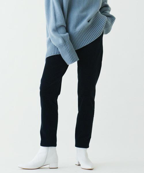 【新作入荷!!】 コットンコーデュロイ シガレットパンツ(パンツ) GALERIE|GALERIE VIE(ギャルリー ヴィー)のファッション通販, スポーツミヤスポ:85d82468 --- steuergraefe.de