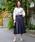 STRAWBERRY-FIELDS(ストロベリーフィールズ)の「ピエスモンテ スカート(スカート)」|詳細画像