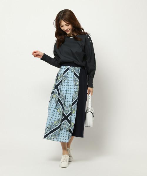 トミカチョウ 【セール/】BARNYARDSTORM/【otonaMUSE4月号掲載 佐田真由美さん着用】ドッキング3WAYスカート(スカート)|BARNYARDSTORM(バンヤードストーム)のファッション通販, アクセサリーシェフィ:57953bcd --- blog.buypower.ng