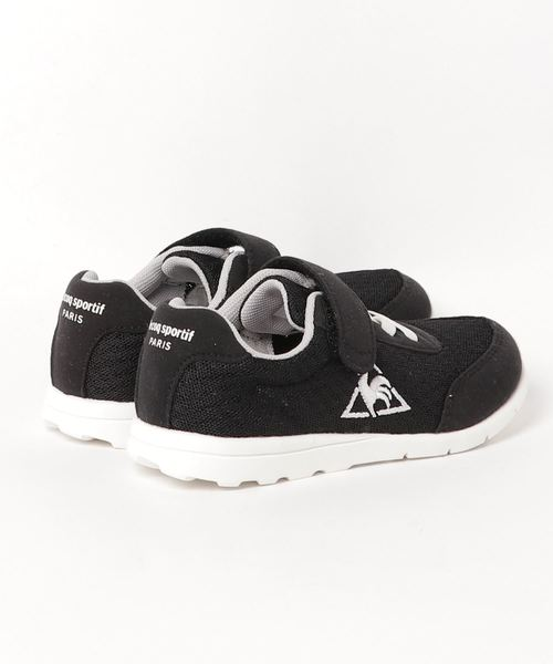 le coq sportif LA SEINE LIGHT KIDS (BLACK)