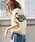 HER CLOSET(ハークローゼット)の「【HERCLOSET】バックプリントロゴTシャツ(Tシャツ/カットソー)」|ベージュ