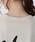 HER CLOSET(ハークローゼット)の「【HERCLOSET】バックプリントロゴTシャツ(Tシャツ/カットソー)」|詳細画像